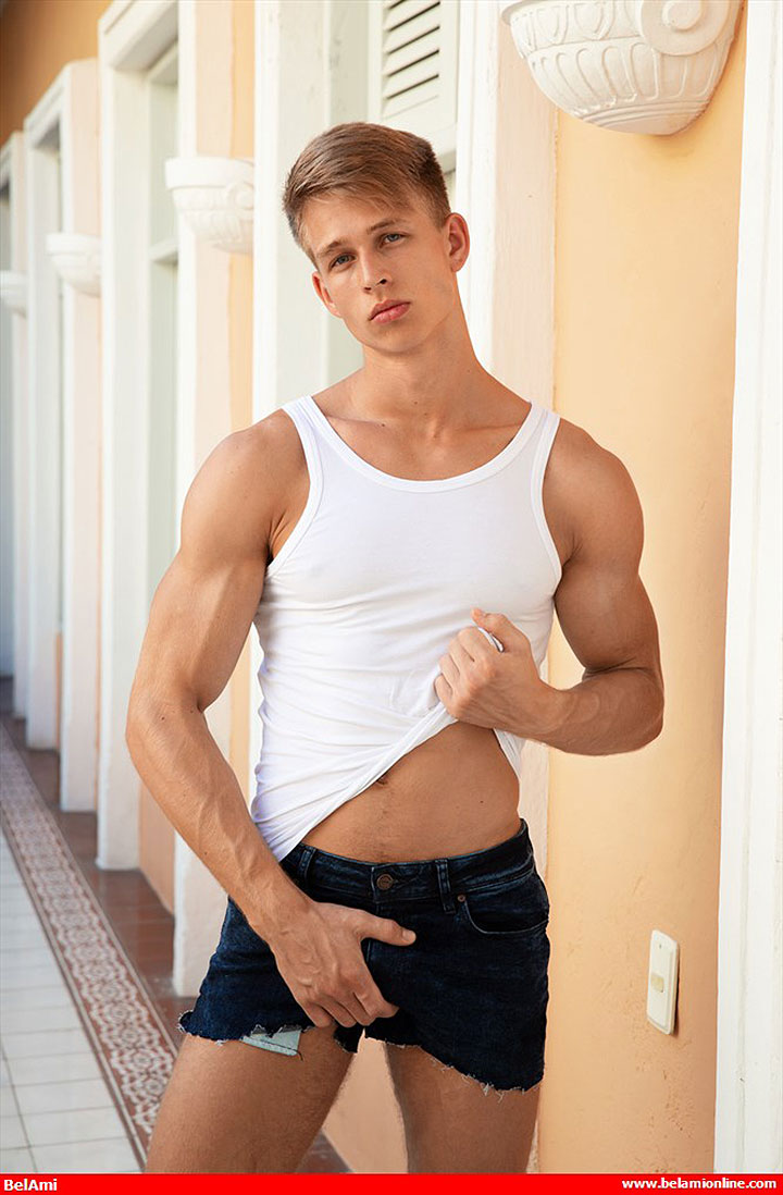 Model Of The Week: Nils Tatum