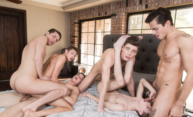 Inside Helix: Part 5 - The Orgy