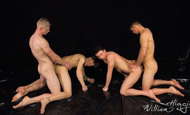 WilliamHiggins: Wank Party #135 – Part 2