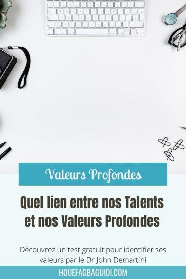 Identifier ses Valeurs avec la méthode The Value Determination - partie 2 - E015 1