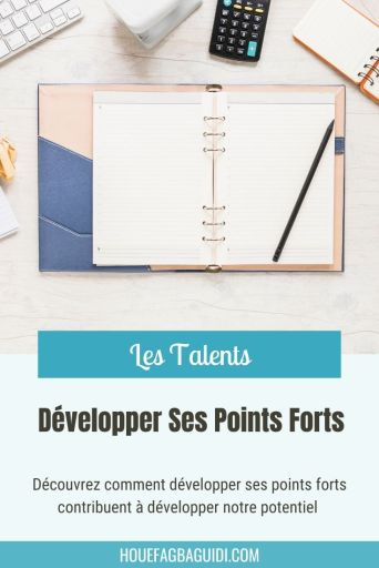 Développer ses Points Forts pour Développer son Potentiel - E030 2