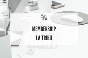Offre de service - Membership La Tribu