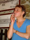 Michel Houellebecq, 4 mai 2012, colloque international sur l'unité de l'oeuvre de l'auteur.