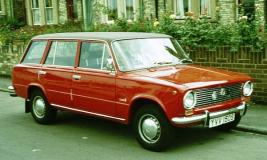Fiat 1300cc Estate