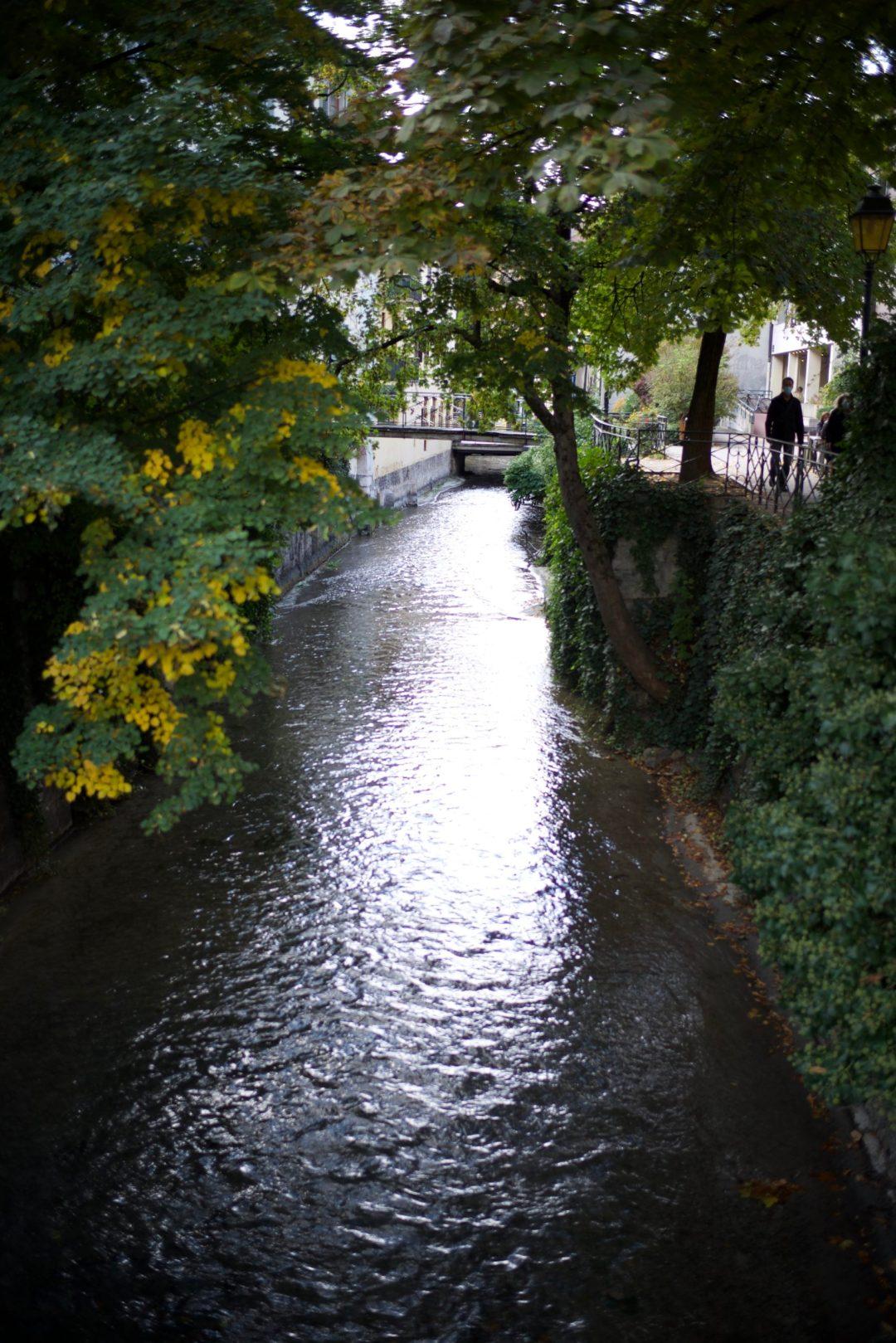 Des canaux à Annecy