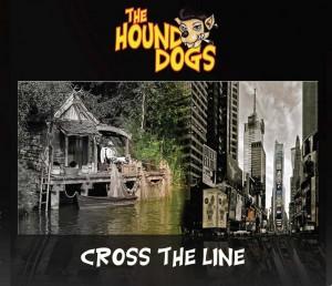 Cross the line Vorderseite