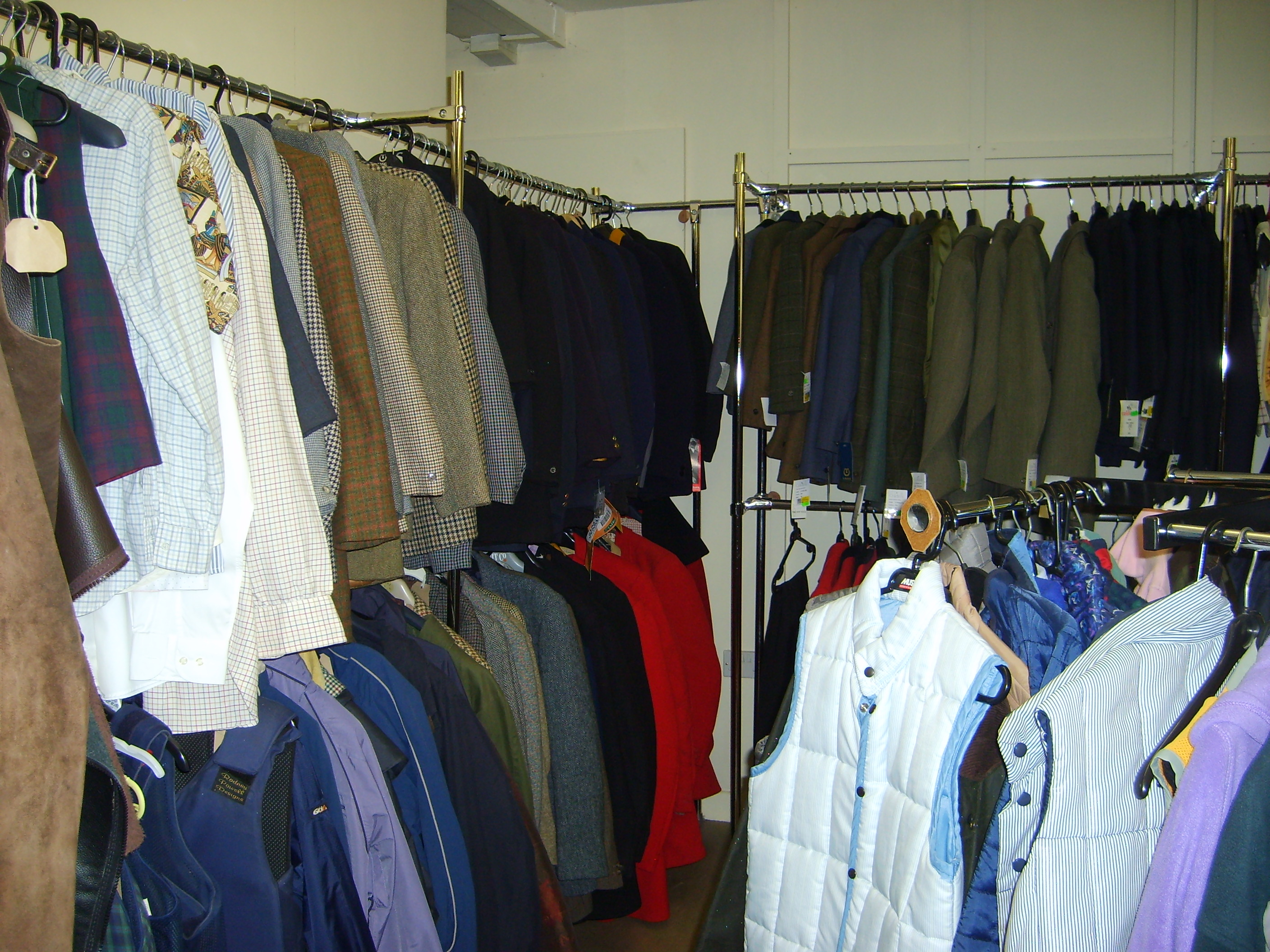 Calcutt's is as well know for its ample supply of used hunt and riding clothes and saddlery as it is for its new stock