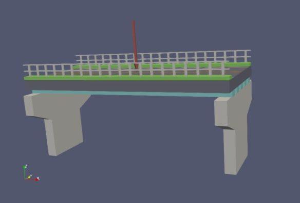 橋のモデル