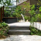 021-A様邸ガーデン工事