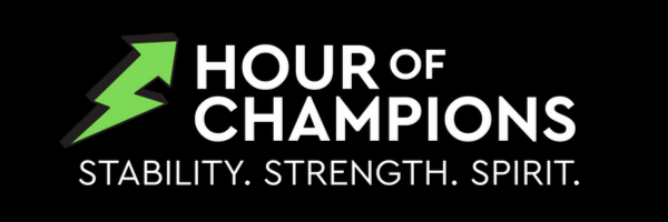 HOUR OF CHAMPIONS