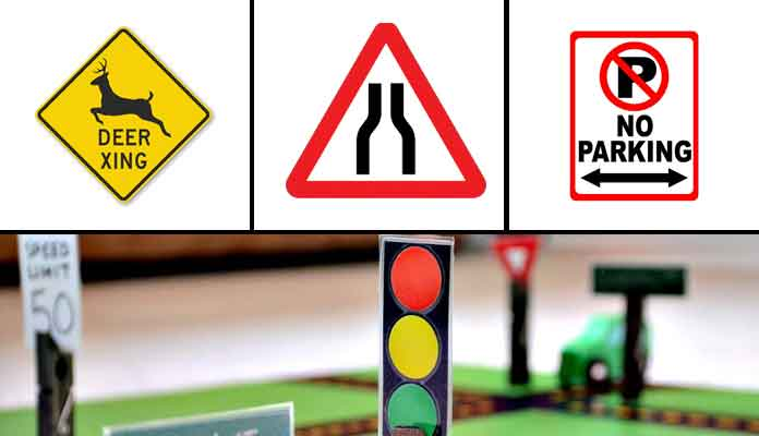 Common Road Signs