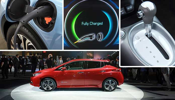 Electric Cars Embracing One-Pedal Driving Technology