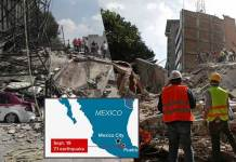 Powerful Mexico Earthquake