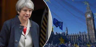Theresa May to Offer Brexit Divorce Bill of €20 Billion