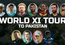 World XI Tour Making Waves in Pakistan