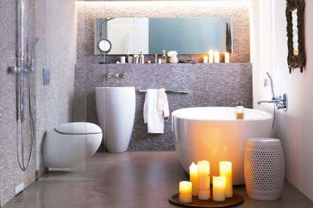 How to Design a Perfectly Cosy Bathroom Cozy Small Bathroom Ideas