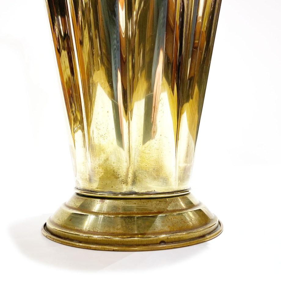 19113005 Brass Umbrella Stand 1