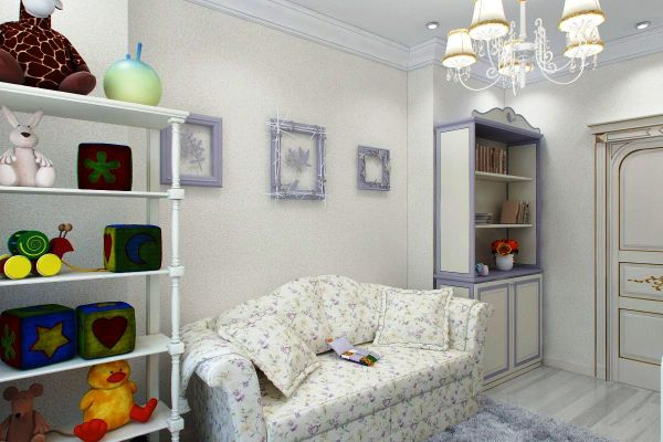 2020 ДЕТСКИЕ фото светлая детская комната для девочки с ...