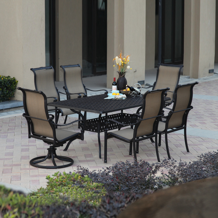 18 special features of Patio dining sets lowes   Interior ... on Lowes Patio Design id=46022