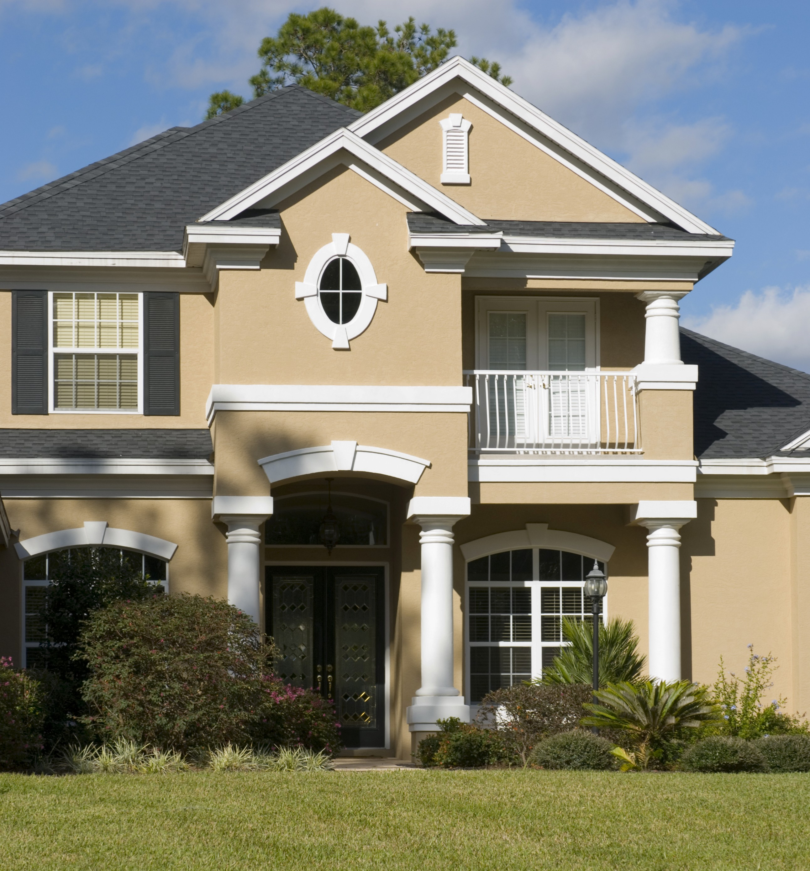 Exterior paint colors rustic homes - a breath of fresh air ... on Painting Ideas For House  id=57688