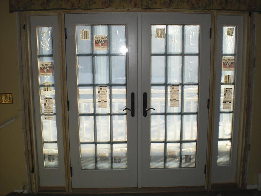 Andersen Interior French Doors