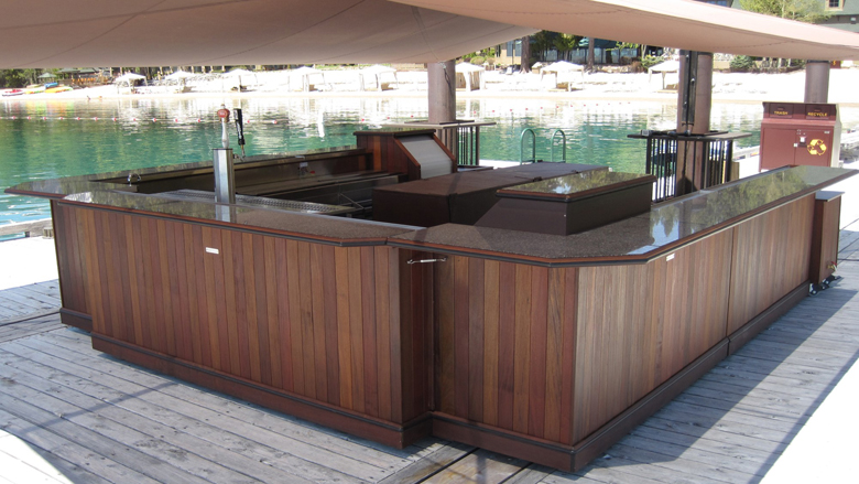 Portable outdoor bar designs makes a perfect addition ... on Portable Backyard Bar id=60648
