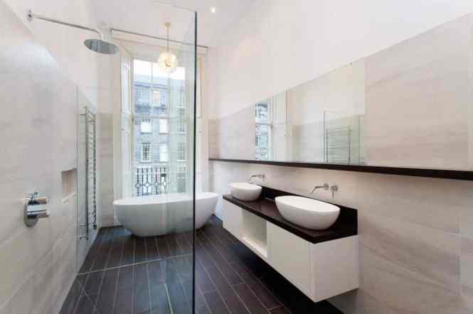 Small Bathroom Modern Design Brightpulse Us