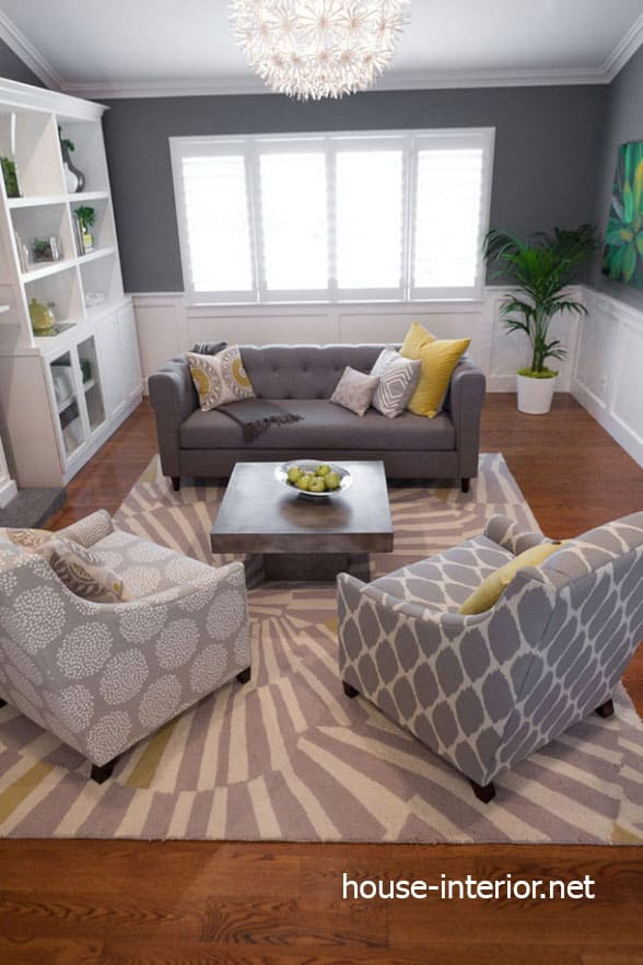 Couch Living Room Arrangement Small