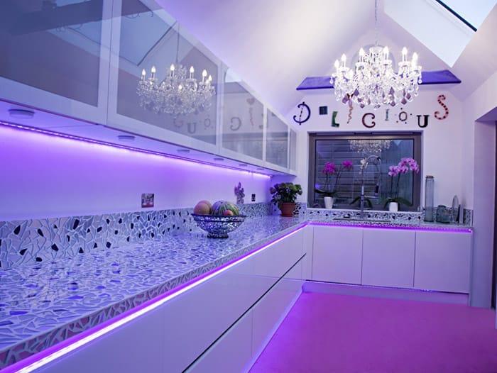 Kitchen Design Ideas Turquoise Kitchen