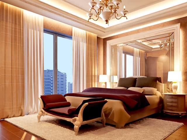 Living Room Design Ideas Venetian