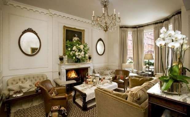 Living Room Ideas: Victorian Living Room
