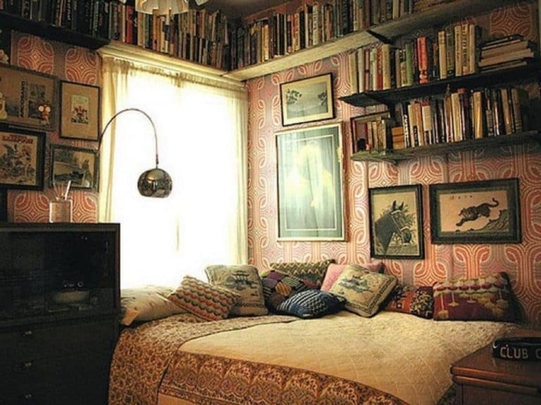 Interior trends 2017: Hippie bedroom decor on Trendy Bedroom Ideas  id=64753
