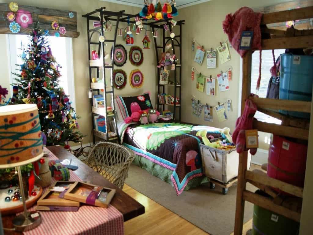 Interior Trends 2017: Hippie Bedroom Decor