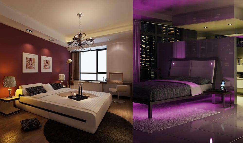 Bedroom design 2018: Dream trends! on Trendy Bedroom Ideas  id=53094