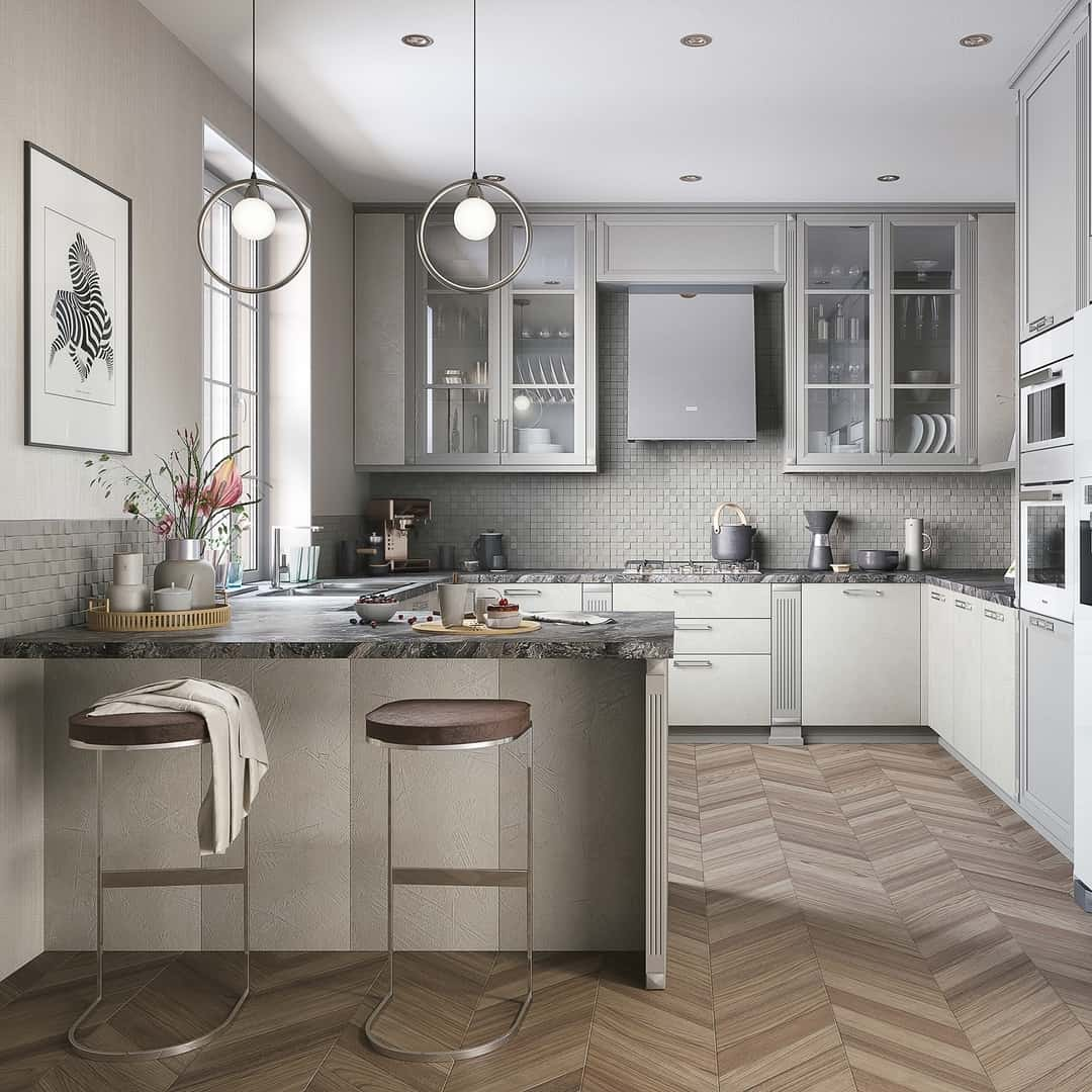 2020 Kitchen Trends: Eco Kitchens Principles and Ideas (33 ... on Kitchen Modern Design 2020  id=75466