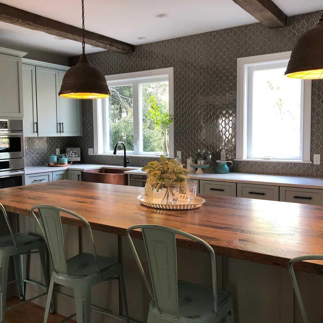 Modern Kitchens 2020: Cottage Style Kitchen Ideas (35 Photos) on Kitchen Modern Design 2020  id=58612