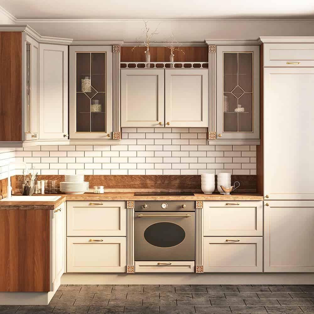 Modern Kitchens 2020: Cottage Style Kitchen Ideas (35 Photos) on Kitchen Modern Design 2020  id=47870