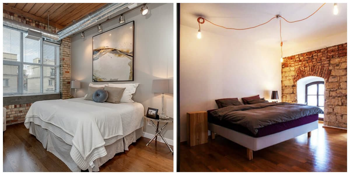 Loft style bedroom: trendy ideas and top features for ... on Trendy Bedroom  id=58808