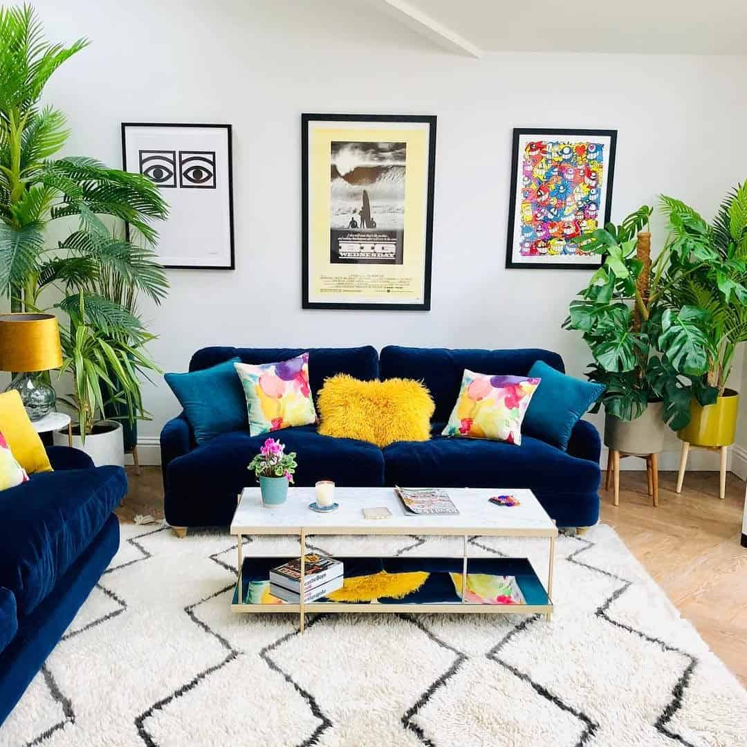 Top 4 Stylish Trends and Ideas For Living Room 2020 (40 ... on Trendy Room  id=45958