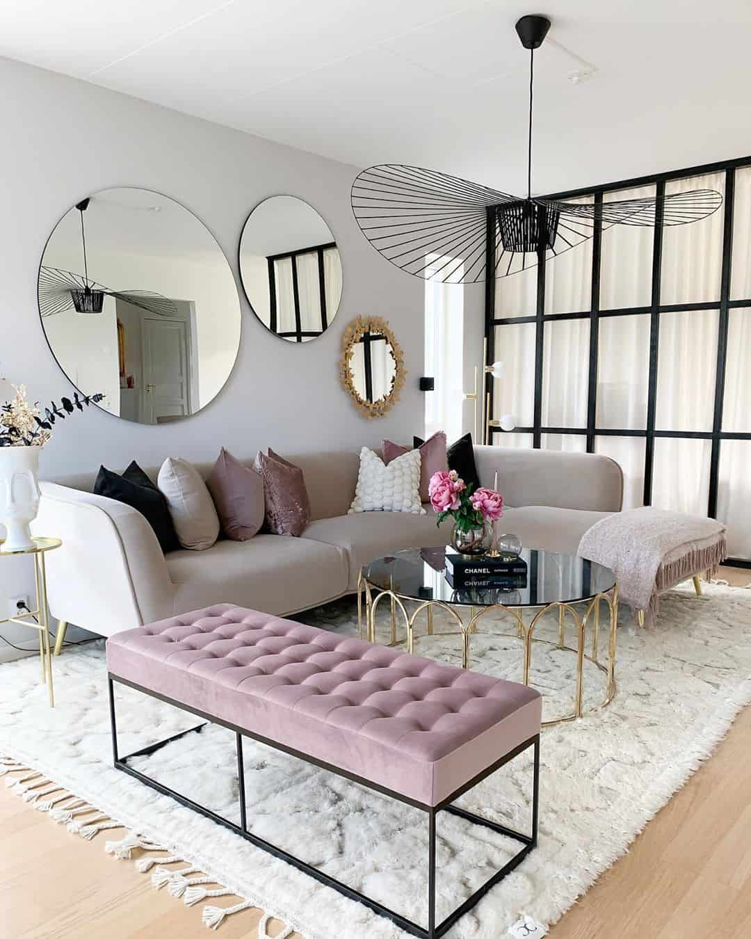 Top 4 Stylish Trends and Ideas For Living Room 2020 (40 ... on Trendy Room  id=99744