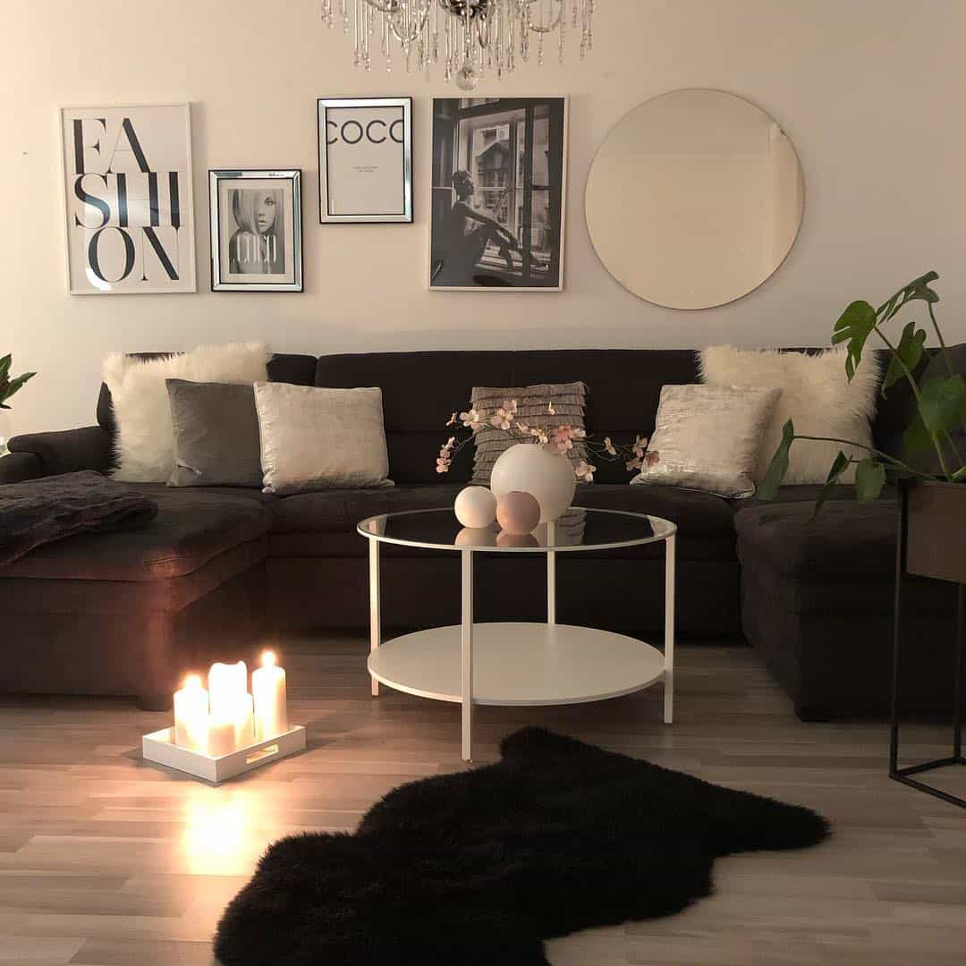 Top 4 Stylish Trends and Ideas For Living Room 2020 (40 ... on Trendy Room  id=96390
