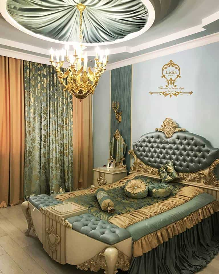 Bedroom curtains 2019: The most elegant and trendy options on Trendy Bedroom  id=13880