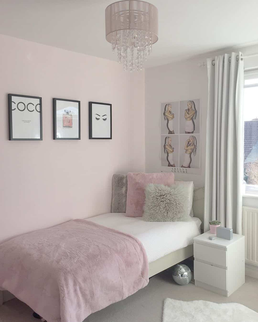 Teen room 2020: Newest ideas for teen room design ( 32 ... on Rooms For Teenagers  id=90559