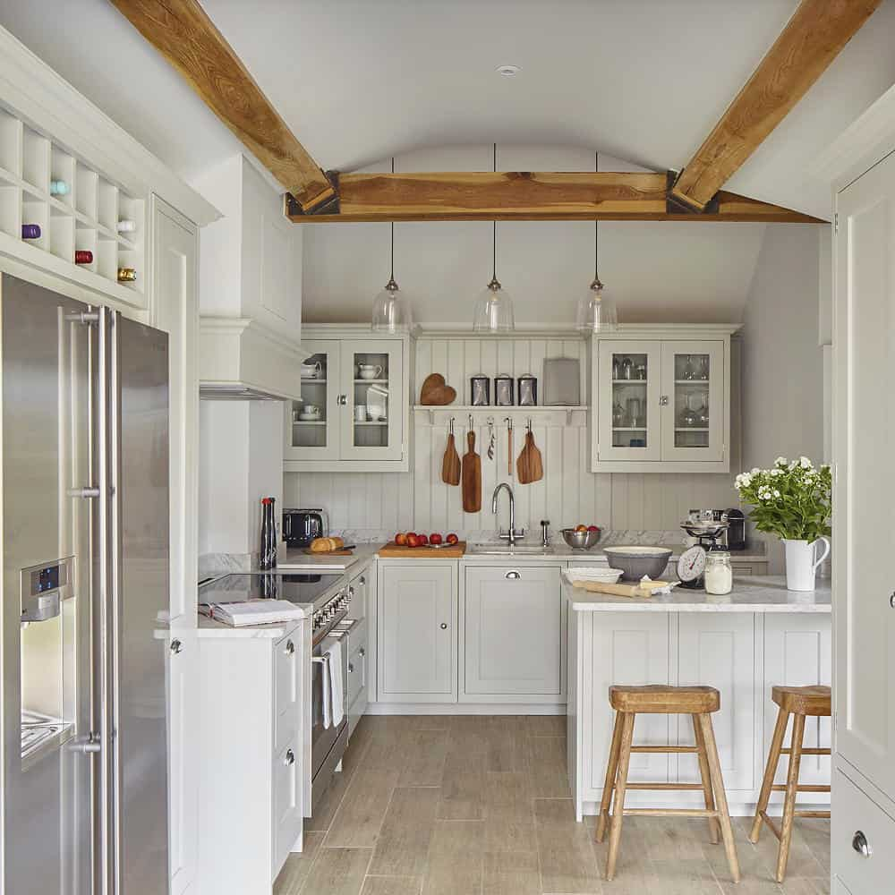 Small Kitchen Ideas 2021: Top 13 Ultra-Organizing Space ... on Kitchen  id=26613