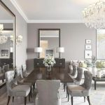 50 Gorgeous Dinning Room Design and Decor Ideas (10)