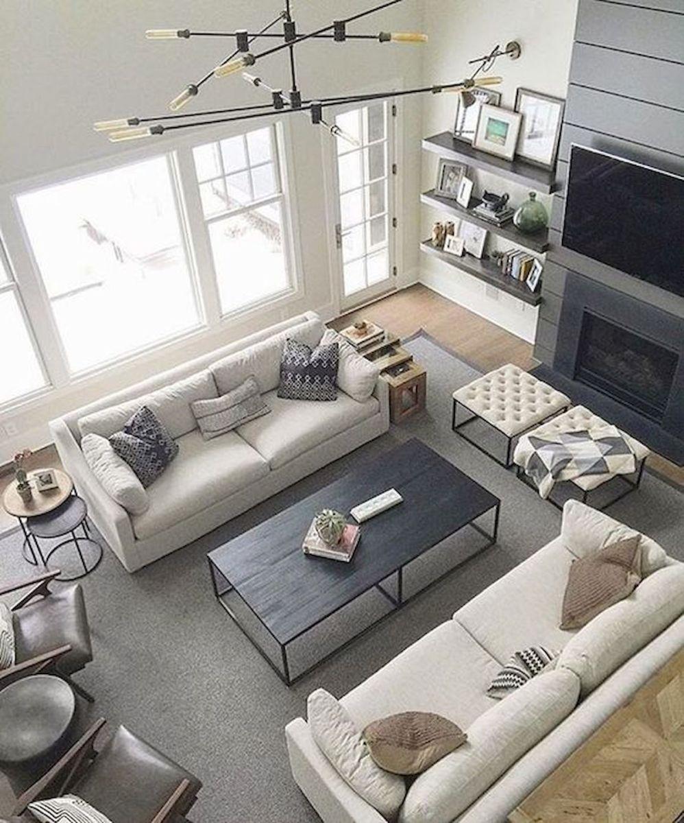50 Gorgeous Living Room Decor and Design Ideas (4)