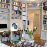 45 Adorable Home Office Decoration Ideas (24)