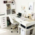 45 Adorable Home Office Decoration Ideas (7)