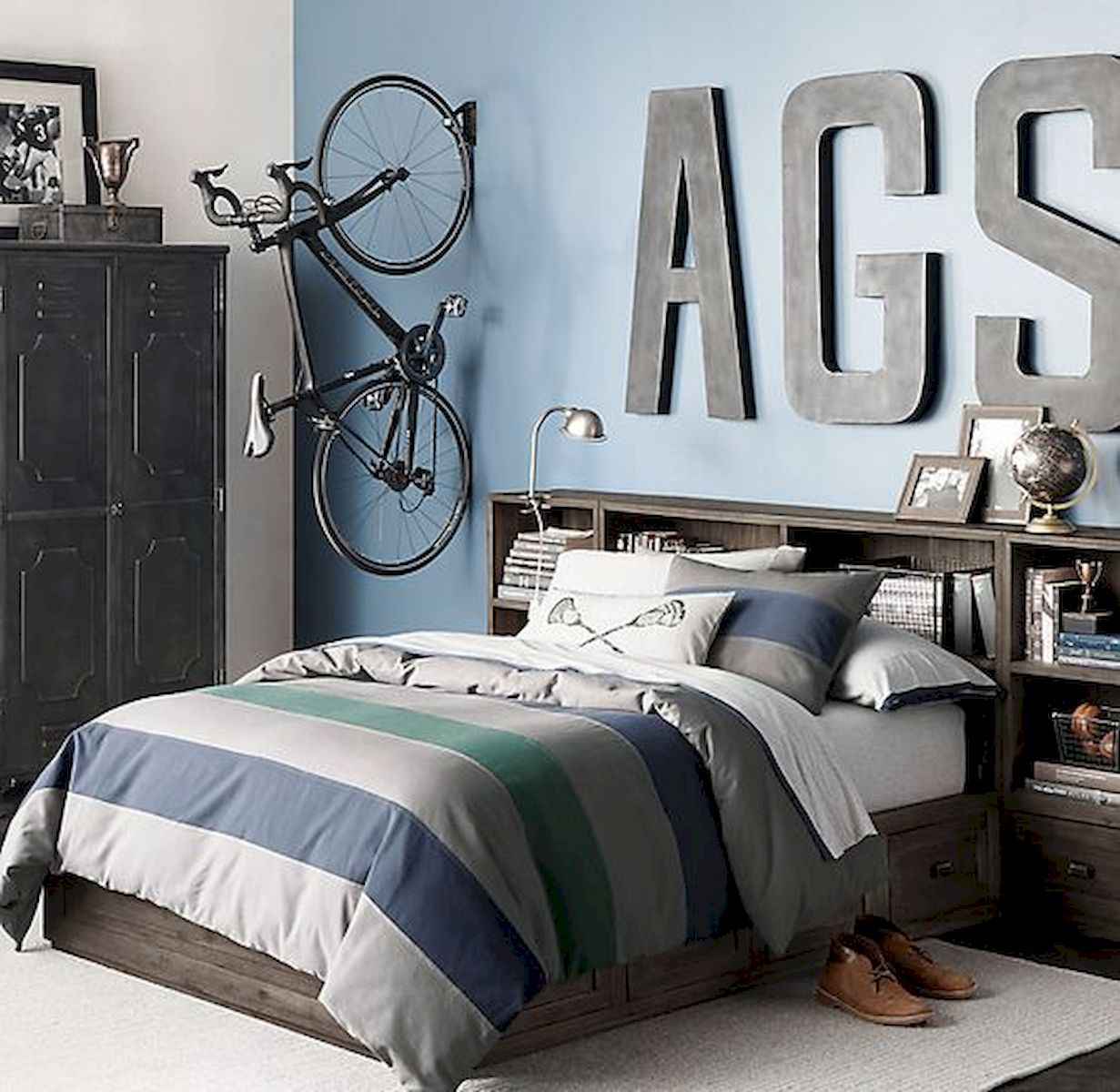45 cool boys bedroom ideas to try at home 35  house8055
