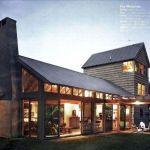 46 Awesome Farmhouse Home Exterior Design Ideas (10)